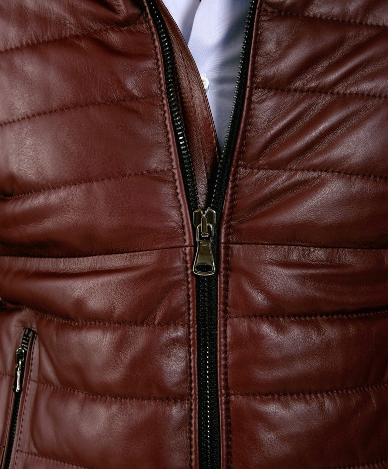teo-red-purple-color-nappa-lamb-leather-hooded-down-jacket (3)