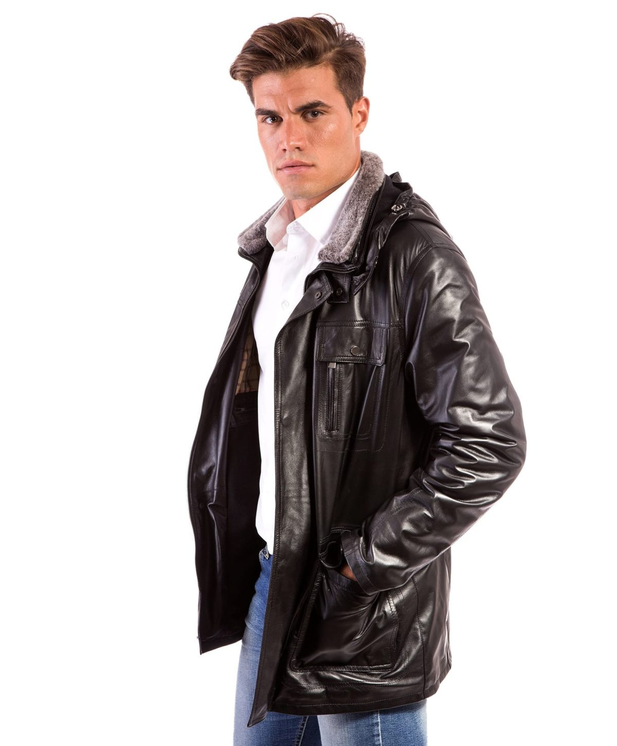 vittorio-black-colour-man-leather-hooded-coat (2)