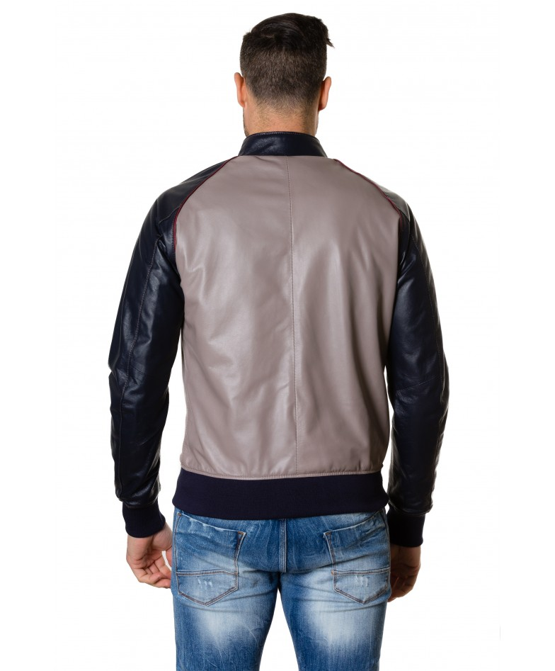 1066-greyblue-colour-leather-bomber-jacket-smooth-aspect (4)