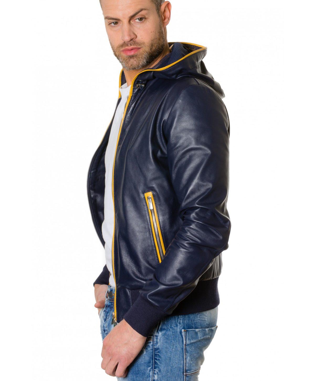 biancolino-blueyellow-colour-lamb-leather-hooded-jacket-smooth-aspect (1)