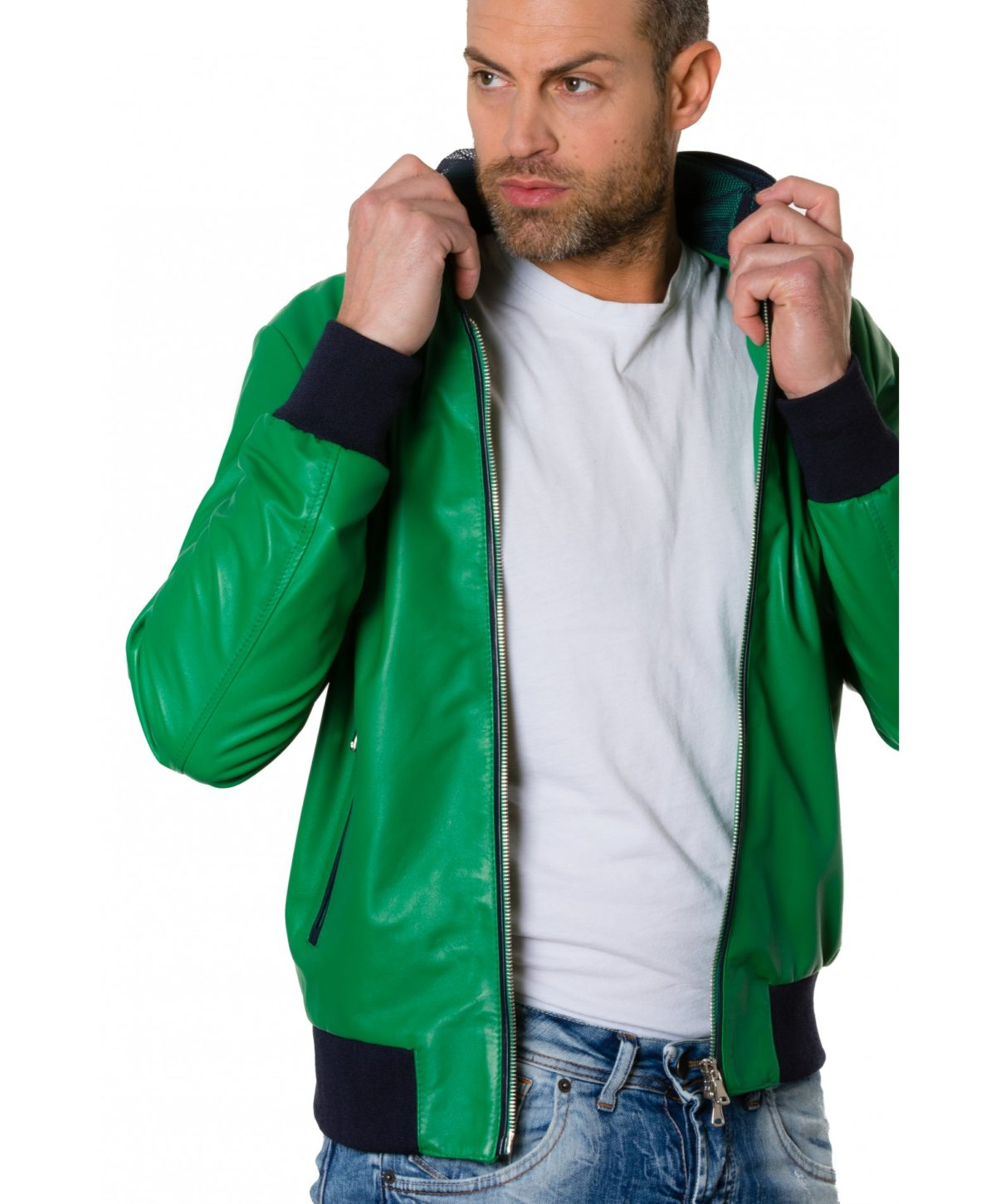biancolino-greenblue-colour-lamb-leather-hooded-jacket-smooth-aspect (4)