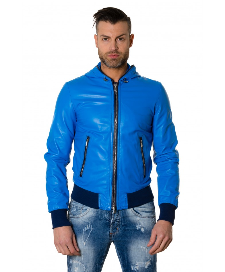 biancolino-light-blue-colour-lamb-leather-hooded-jacket-smooth-aspect