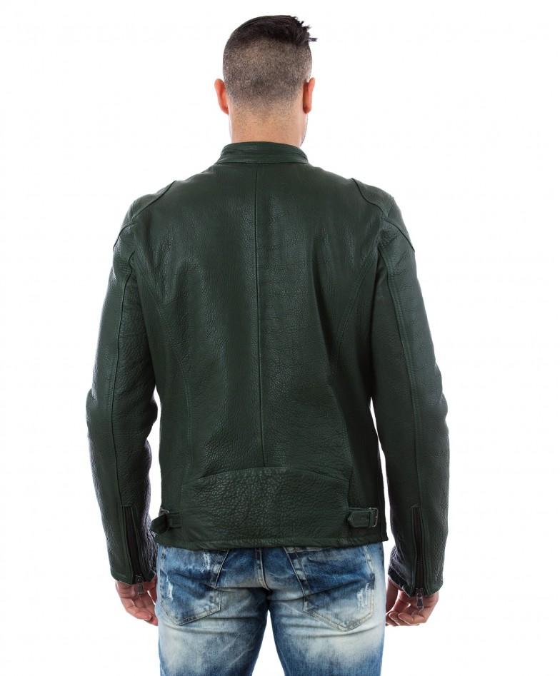 calf-leather-jacket-biker-green-color-762 (3)