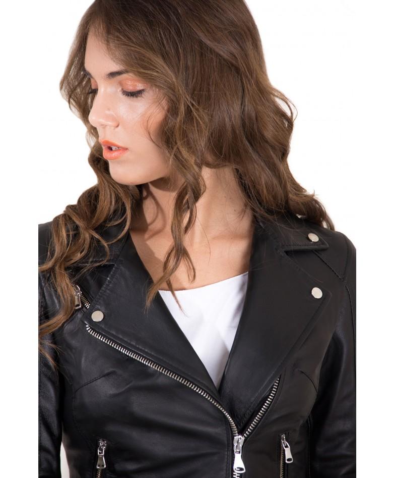 chiodo-in-pelle-da-donna-modello-biker-con-cintura-colore-nero-chiodo-perfecto-collezione-donna-autunno-inverno- (1)