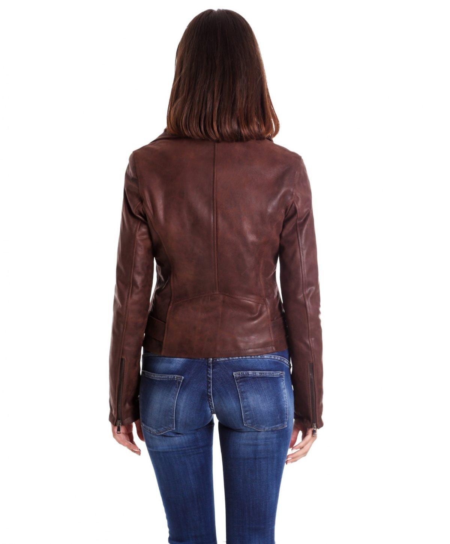 chiodo-in-pelle-donna-modello-biker-zip-trasversale-colore-marrone-nabuk-sandy (3)