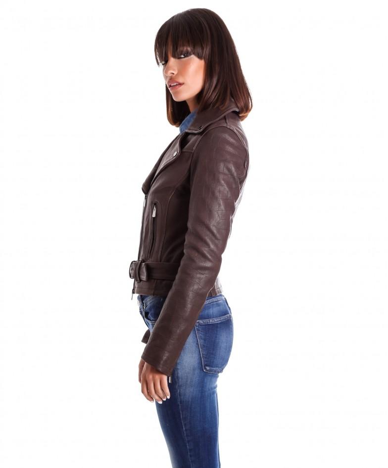 chiodo-in-pelle-donna-modello-biker-zip-trasversale-colore-marrone-sandy (2)