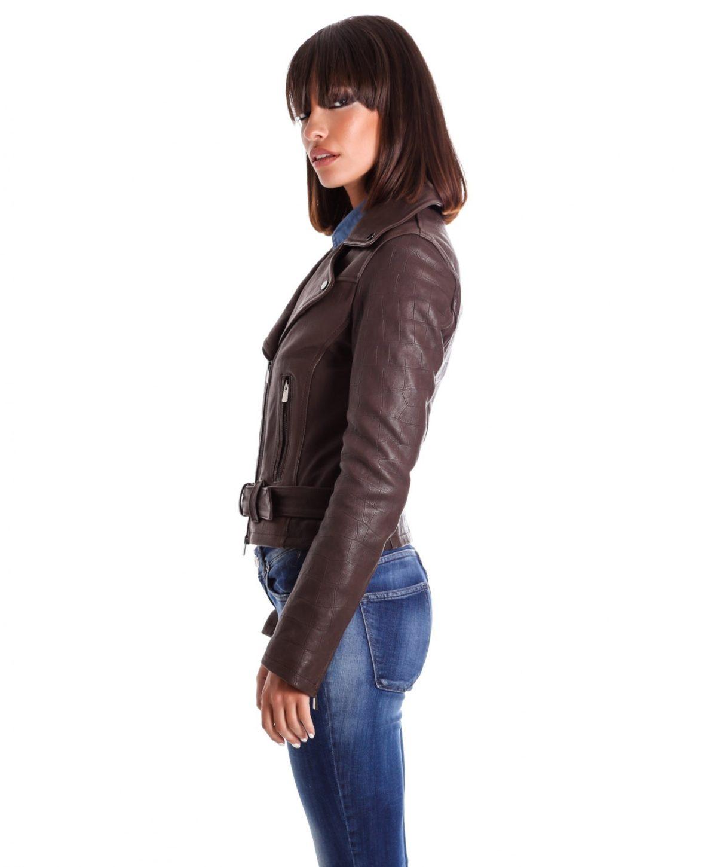 chiodo-in-pelle-donna-modello-biker-zip-trasversale-colore-marrone-sandy (3)