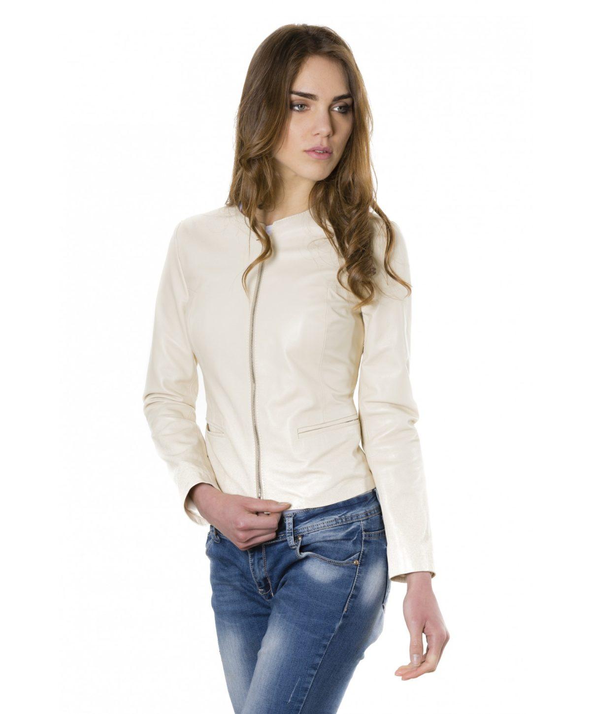 clear-beige-colour-lamb-leather-round-neck-jacket (2)