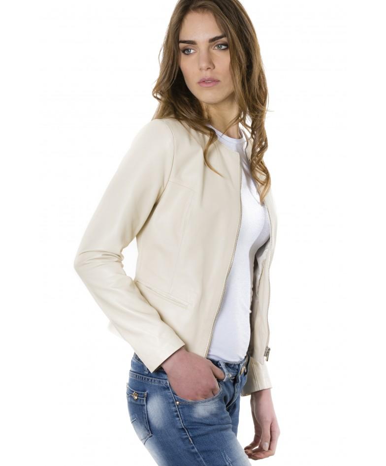 clear-beige-colour-lamb-leather-round-neck-jacket (3)