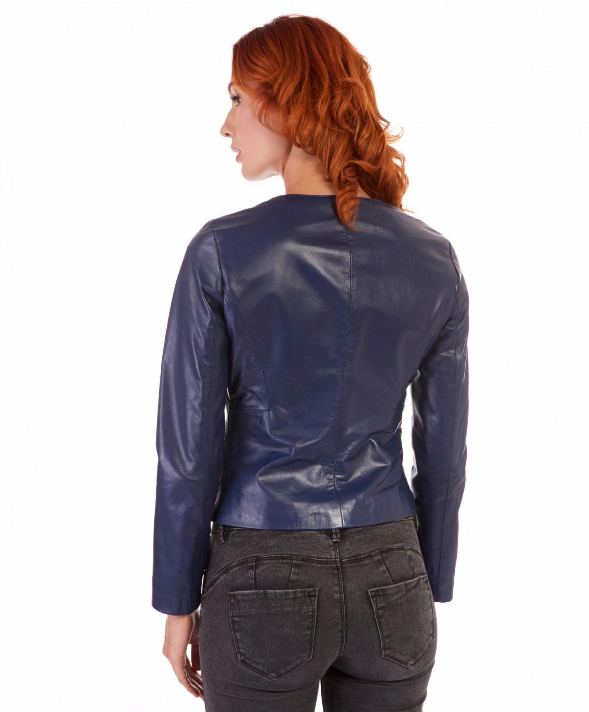 clear-bluette-color-lamb-leather-round-neck-jacket (2)
