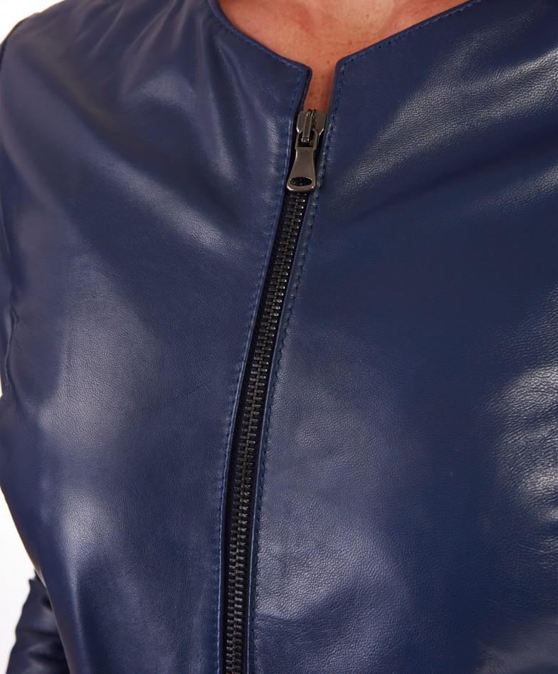 clear-bluette-color-lamb-leather-round-neck-jacket (3)