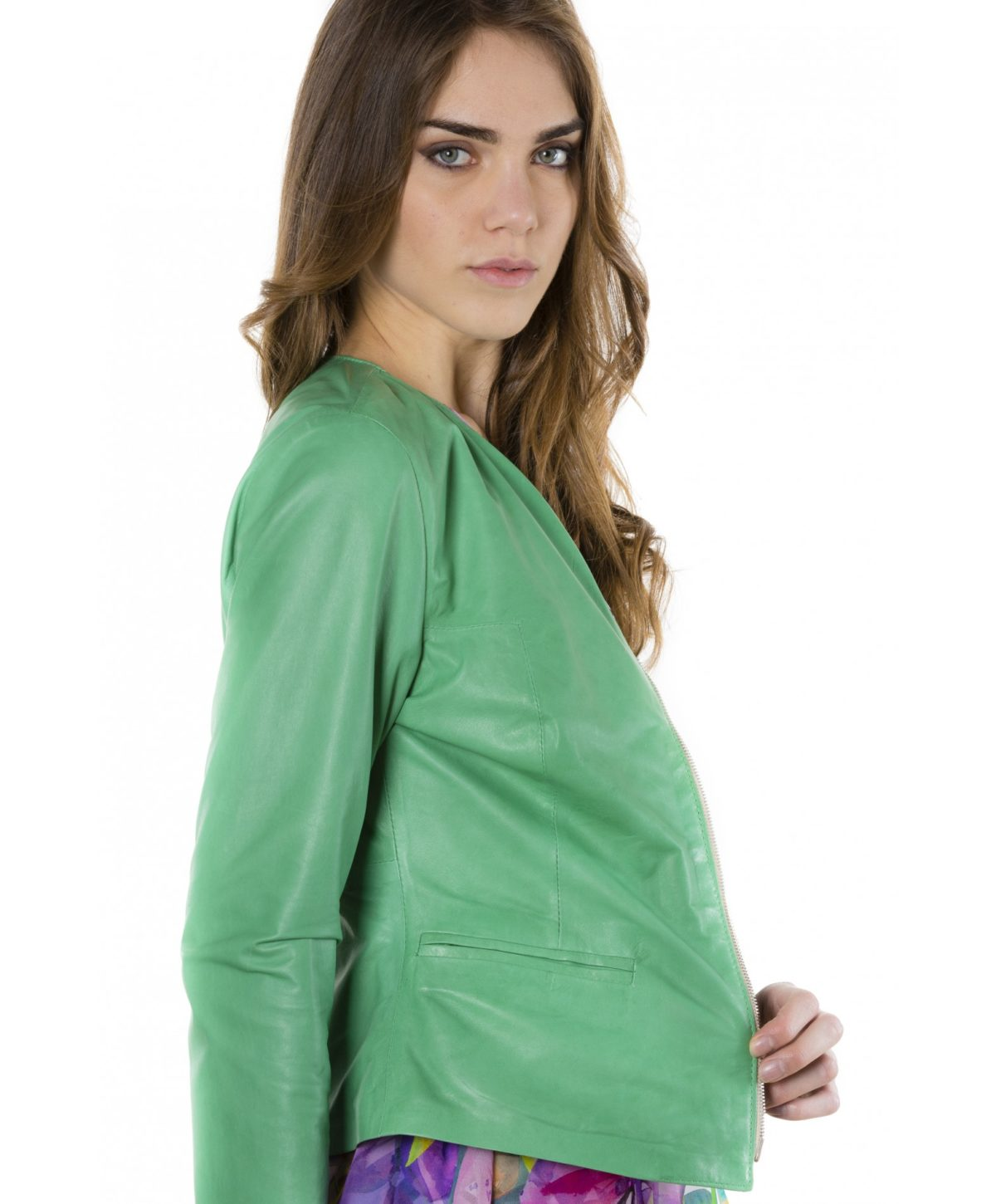 clear-green-color-lamb-leather-round-neck-jacket (4)