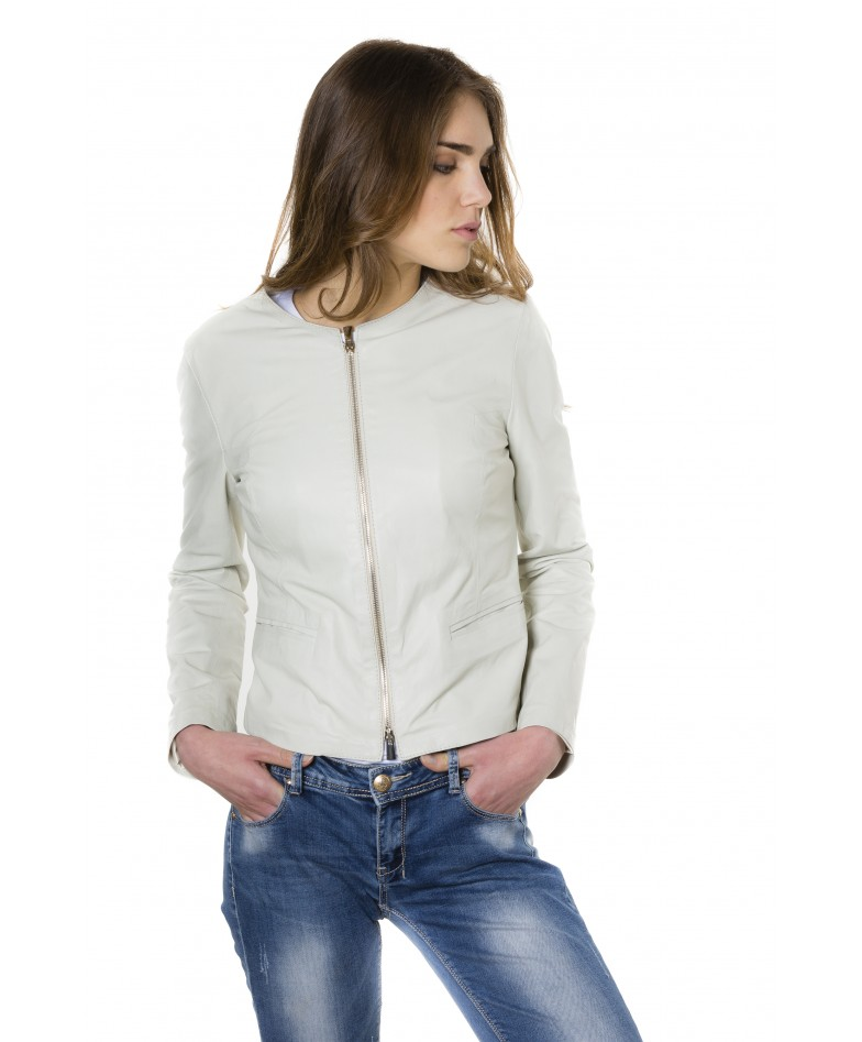clear-ice-color-lamb-leather-round-neck-jacket