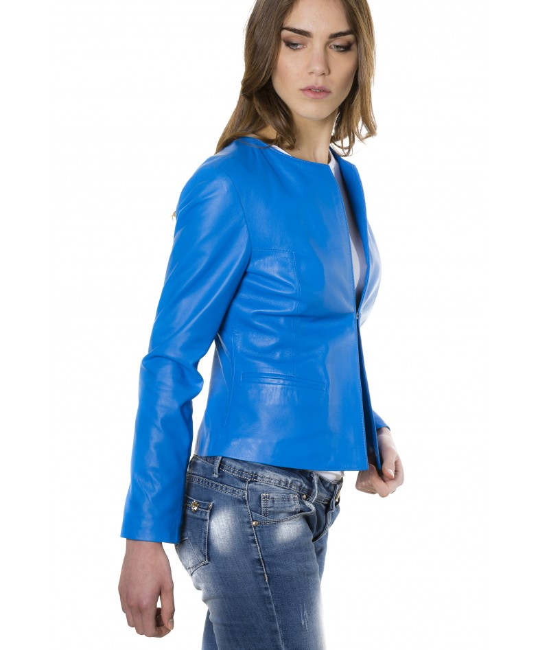 clear-sky-blue-color-lamb-leather-round-neck-jacket (2)