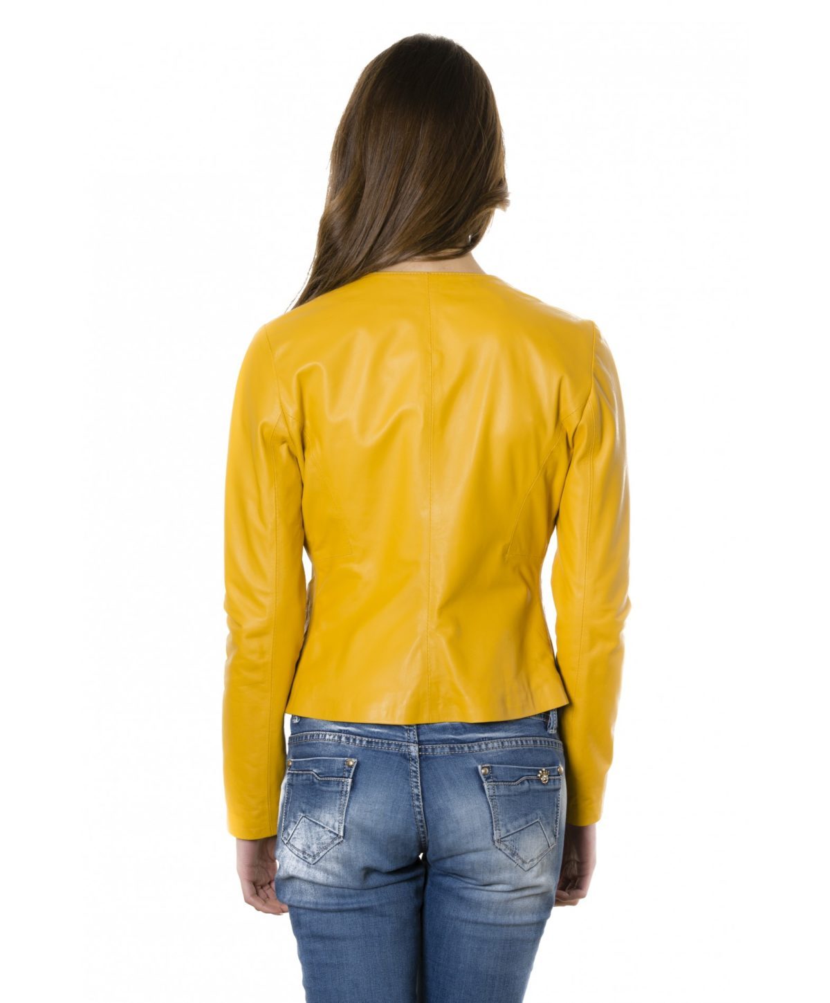 clear-yellow-color-lamb-leather-round-neck-jacket (4)