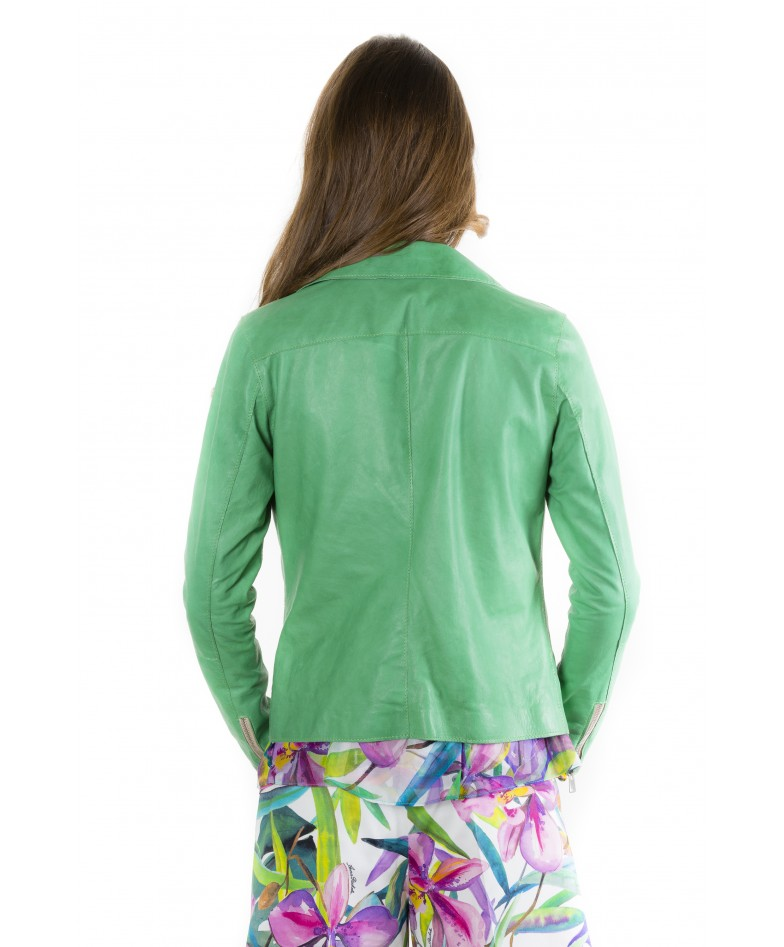 elis-green-color-lamb-leather-jacket-vintage-effect (2)