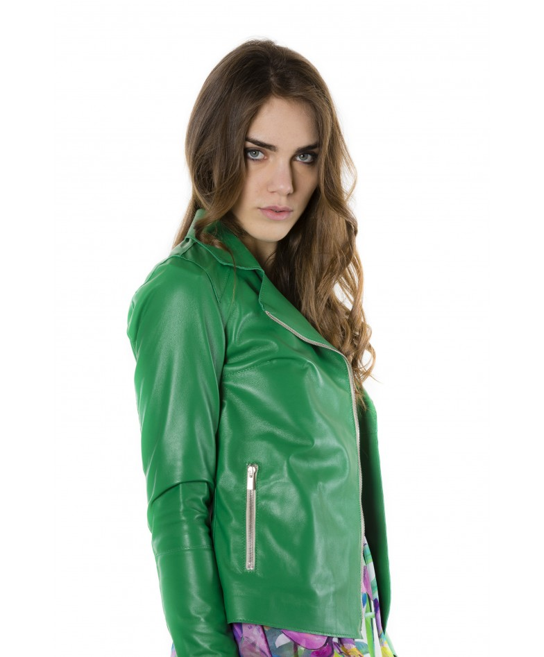 elis-green-color-nappa-lamb-leather-jacket-smooth-effect (1)