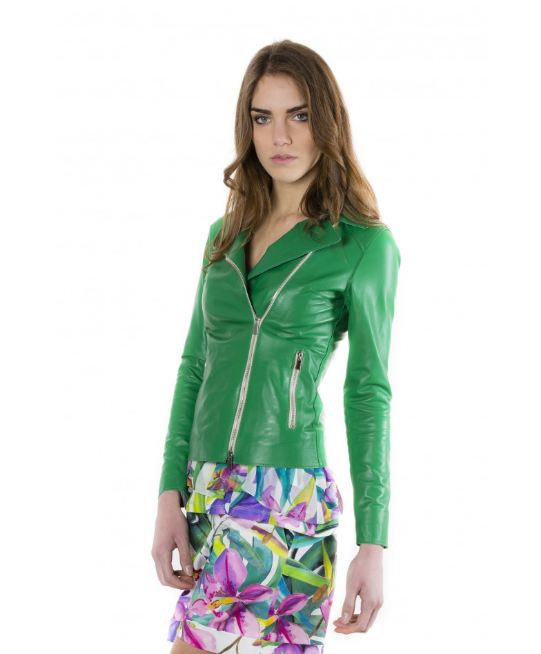 elis-green-color-nappa-lamb-leather-jacket-smooth-effect (3)