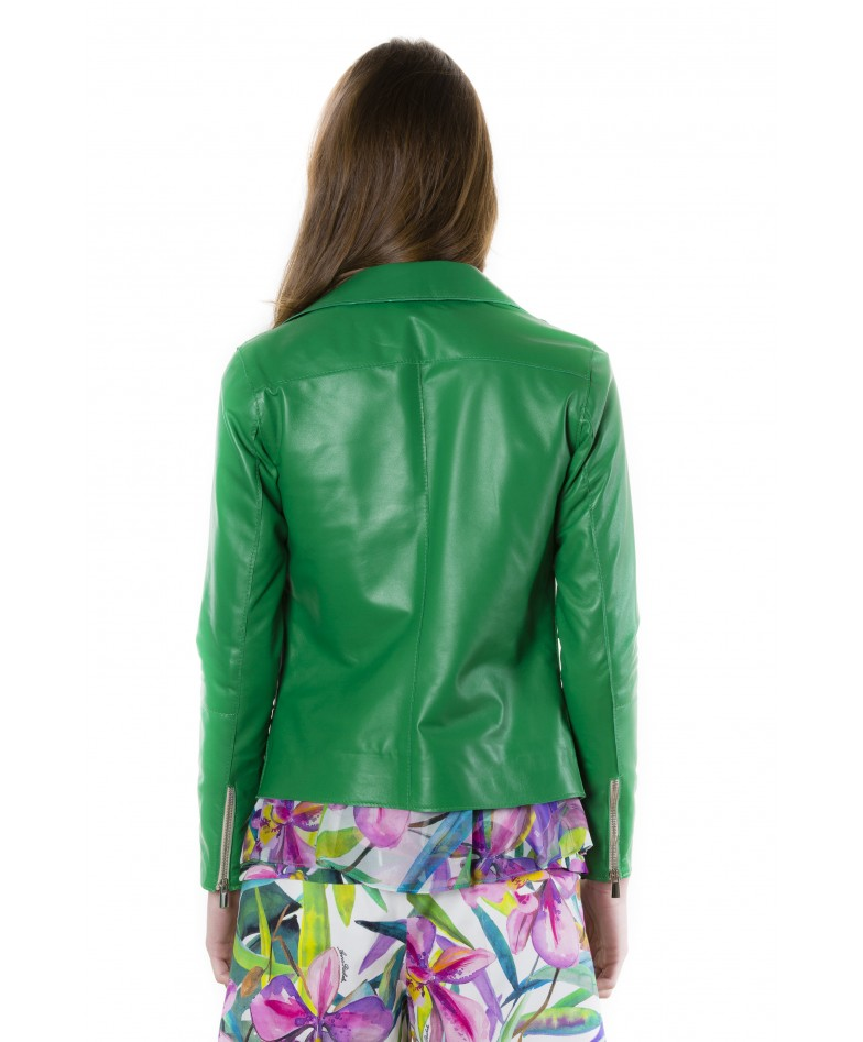 elis-green-color-nappa-lamb-leather-jacket-smooth-effect (4)