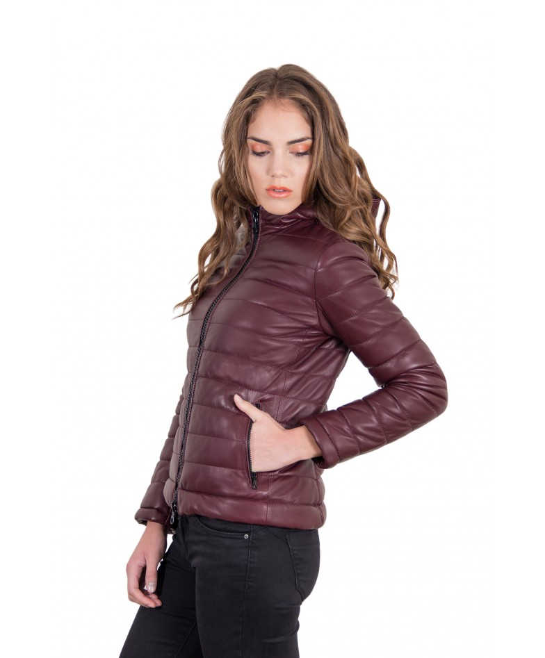 elsa-red-purple-color-nappa-lamb-leather-down-jacket-smooth-effect (1)