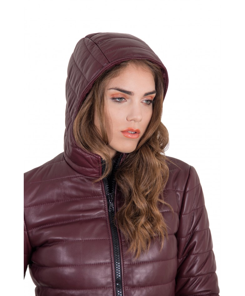 elsa-red-purple-color-nappa-lamb-leather-down-jacket-smooth-effect (2)