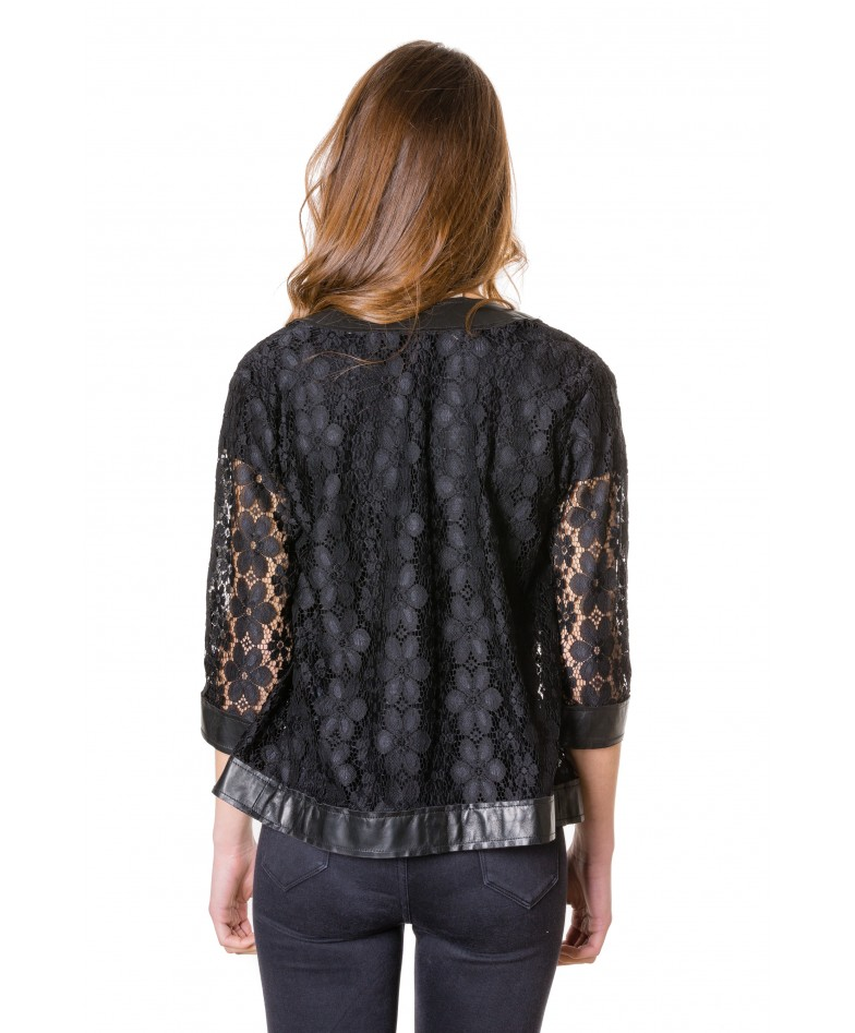 emma-pizzo-black-colour-woman-lace-jacket-with-leather-edges (3)