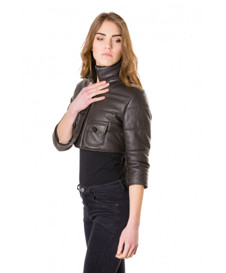 f107-dark-brown-colour-nappa-lamb-short-leather-jacket-smooth-aspect (1)