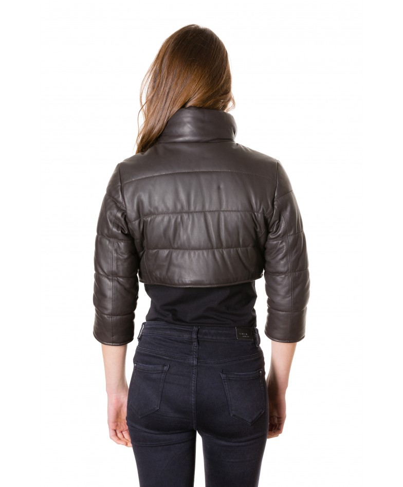 f107-dark-brown-colour-nappa-lamb-short-leather-jacket-smooth-aspect (4)