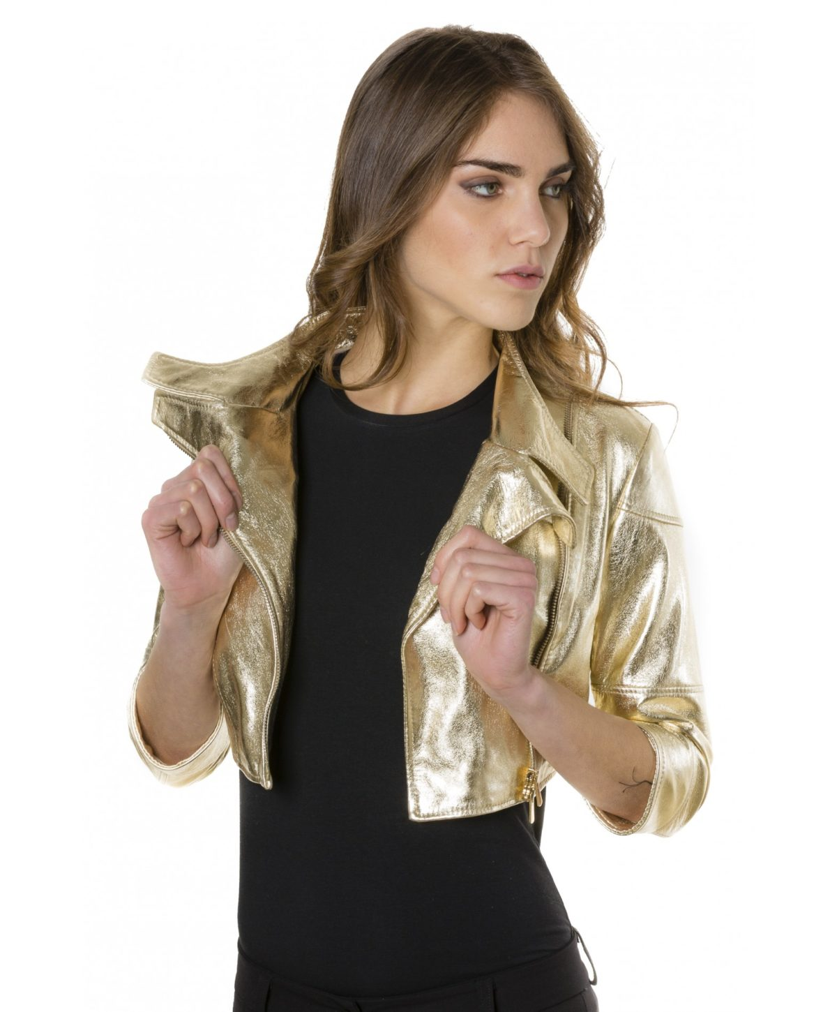 fiamma-gold-color-nappa-lamb-short-leather-jacket-smooth-effect (2)