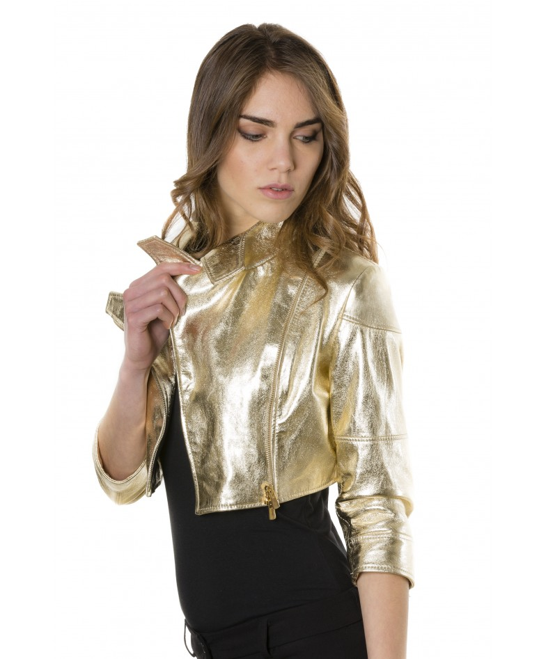 fiamma-gold-color-nappa-lamb-short-leather-jacket-smooth-effect (3)