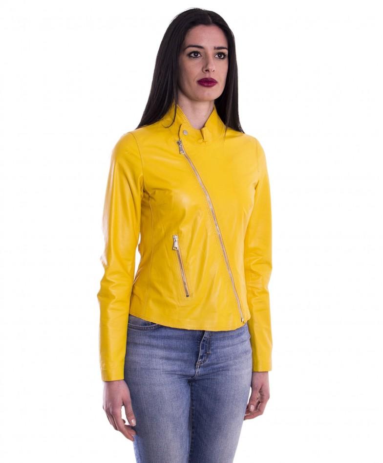 giacca-in-pelle-da-donna-cerniera-trasversale-colore-giallo-baronessa (2)