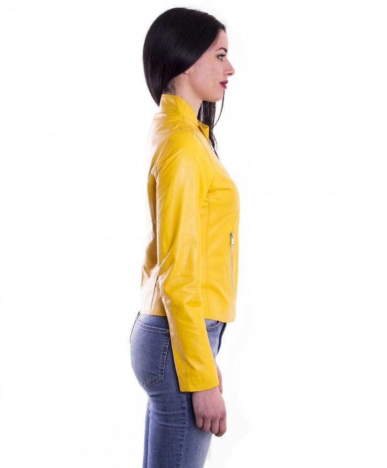 giacca-in-pelle-da-donna-cerniera-trasversale-colore-giallo-baronessa (3)