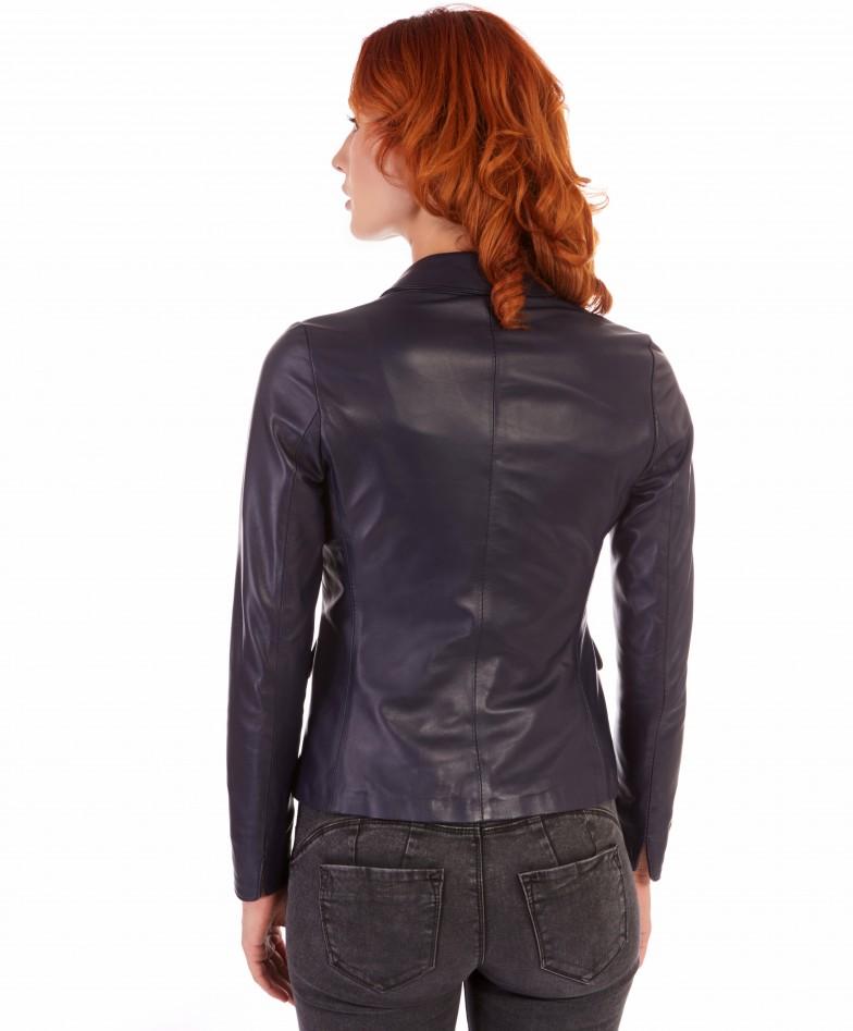 giacca-in-pelle-da-donna-modello-blazer-due-bottoni-colore-blu-blazer (3)
