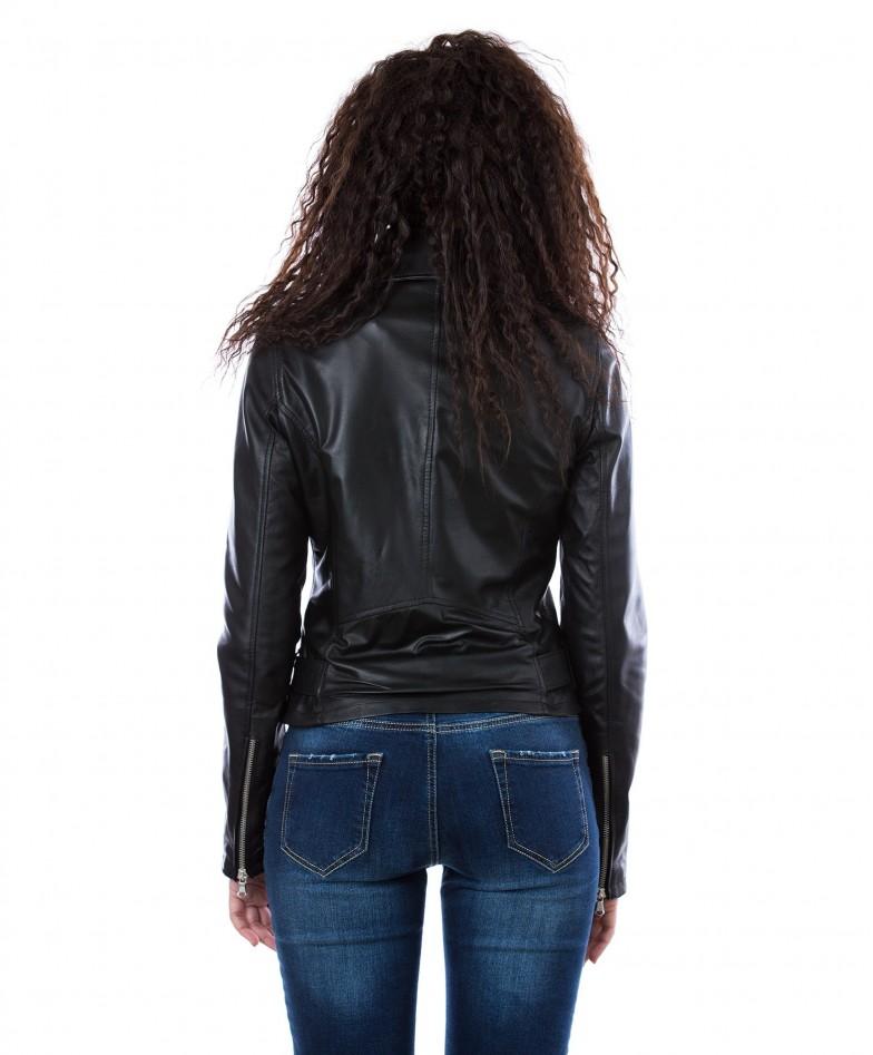 giacca-in-pelle-da-donna-modello-chiodo-biker-con-cintura-e-zip-trasversale-nero-sandy (4)