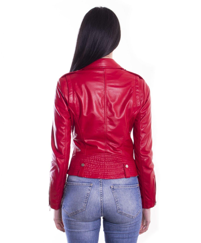 giacca-in-pelle-da-donna-modello-chiodo-biker-zip-trasversale-rosso-barbara (6)