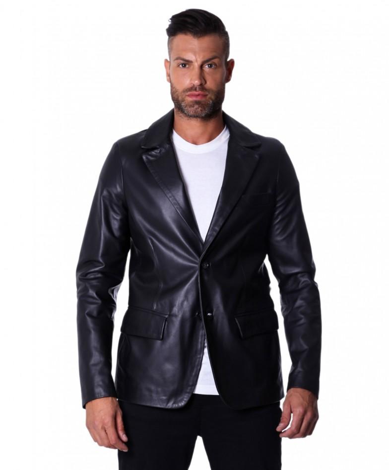 giacca-in-pelle-da-uomo-vera-pelle-di-agnello-nappa-modello-blazer-collo-giacca-colore-nero-modorlando