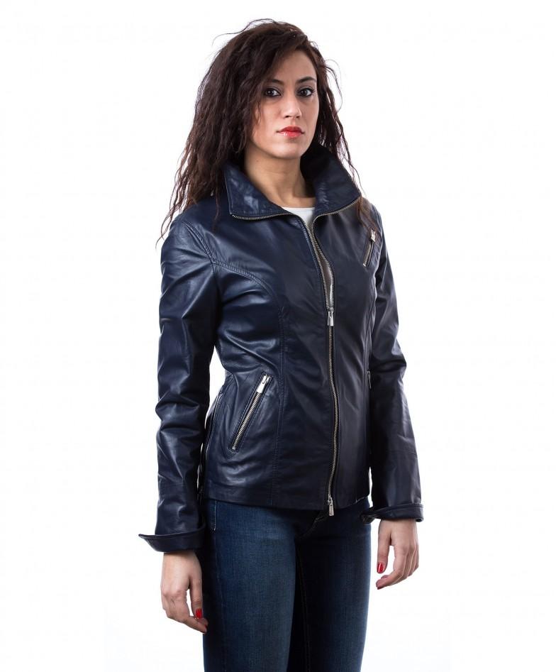 giacca-in-pelle-donna-collo-camicia-colore-nero-mesia (2)