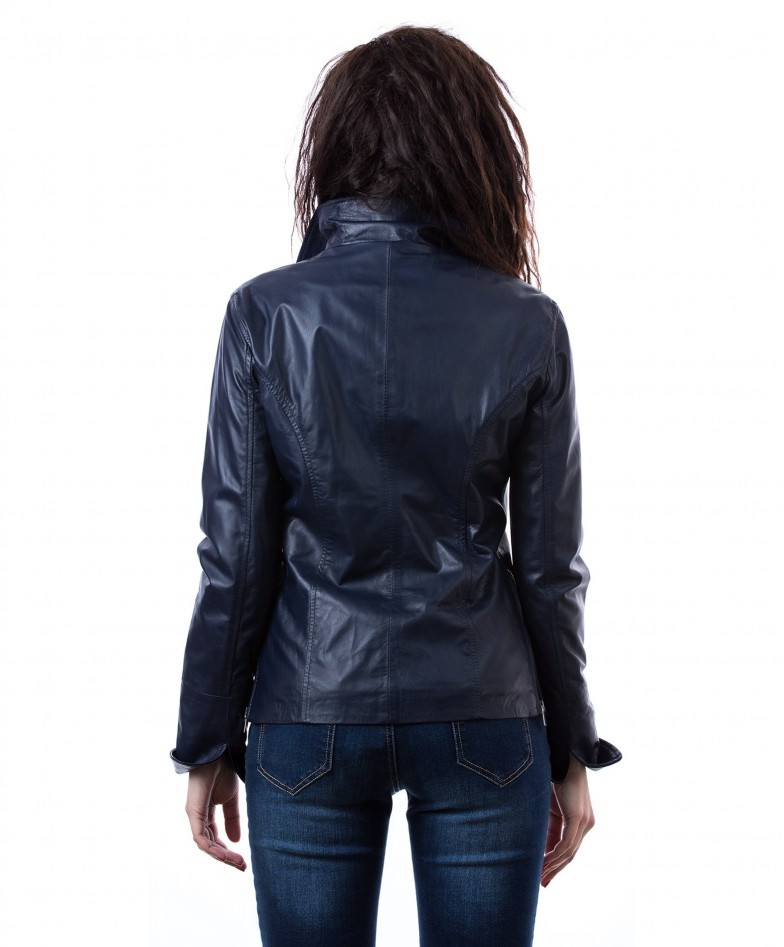 giacca-in-pelle-donna-collo-camicia-colore-nero-mesia (4)