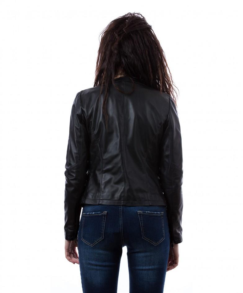 giacca-in-pelle-donna-con-balze-con-zip-centrale-e-girocollo-nero-click (3)