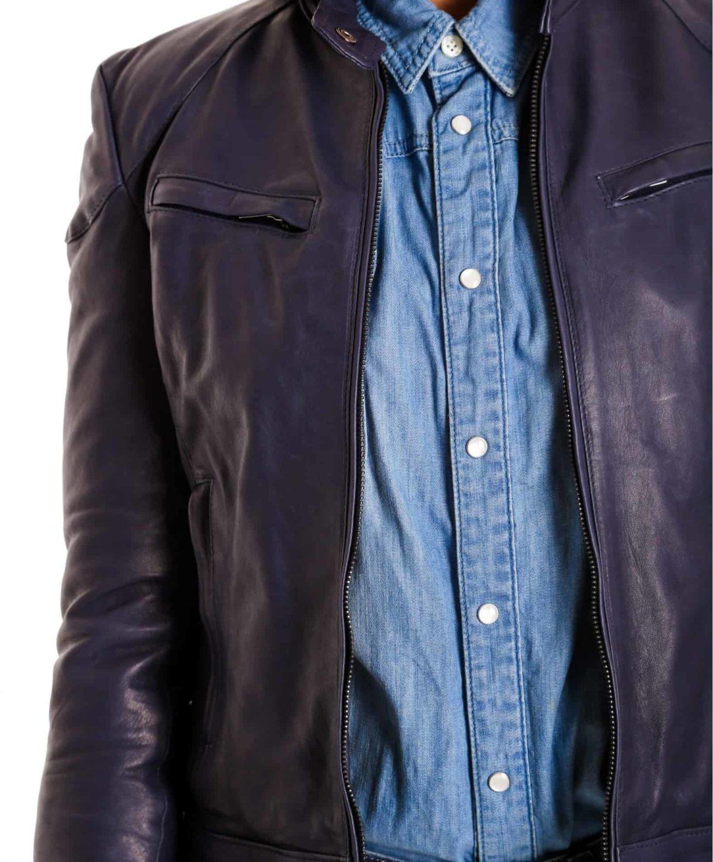 giacca-in-pelle-donna-modello-chiodo-biker-con-impunture-blu-mia (1)