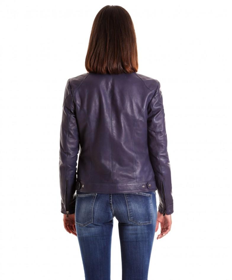 giacca-in-pelle-donna-modello-chiodo-biker-con-impunture-blu-mia (4)