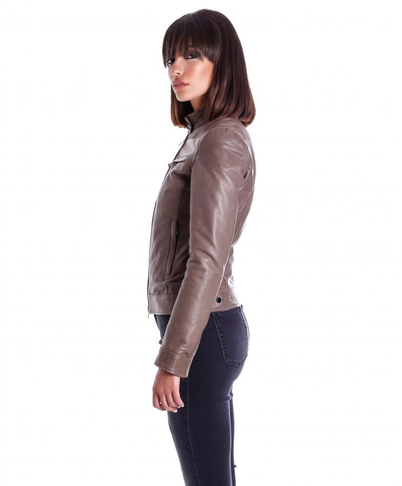 giacca-in-pelle-donna-modello-chiodo-biker-con-impunture-fumo-mia (2)