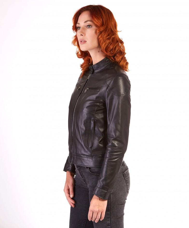 giacca-in-pelle-donna-modello-chiodo-biker-con-impunture-nero-mia (3)