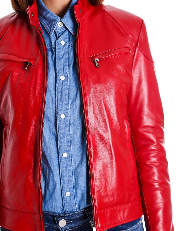 giacca-in-pelle-donna-modello-chiodo-biker-con-impunture-rosso-mia (2)
