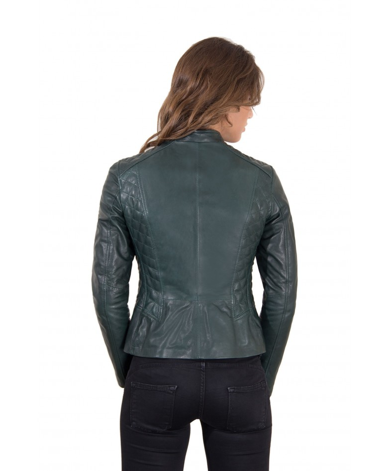 giacca-in-pelle-donna-trapuntata-modello-chiodo-biker-colore-verde-geny-collezione-donna-autunno-inverno (4)