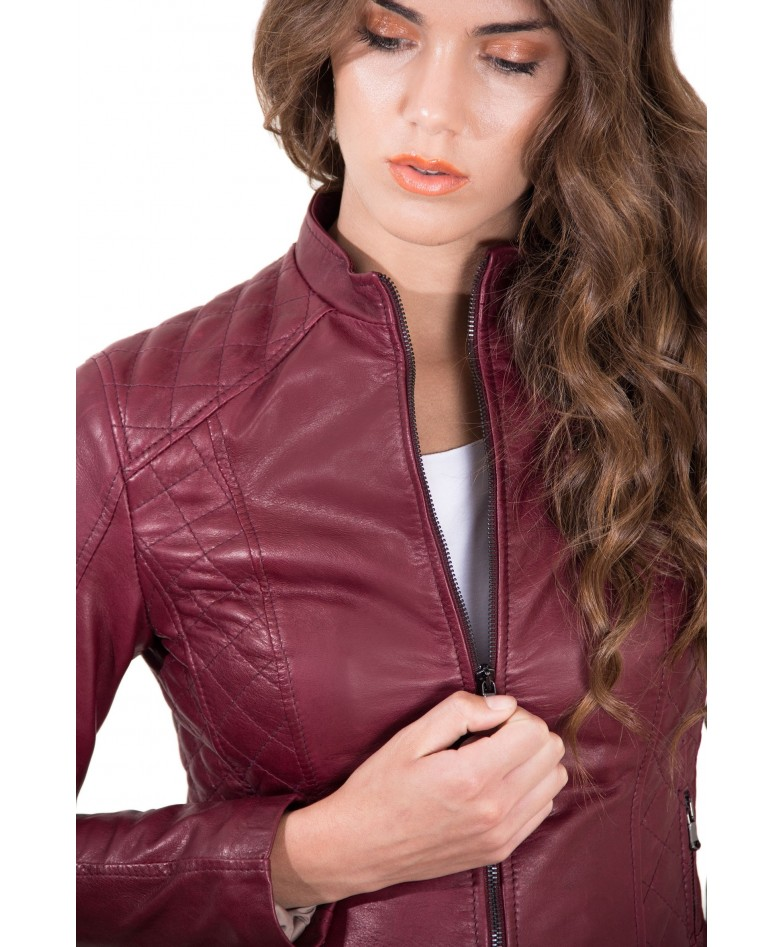 giacca-in-pelle-donna-trapuntata-modello-chiodo-biker-colore-vinaccio-geny-collezione-donna-autunno-inverno (1)