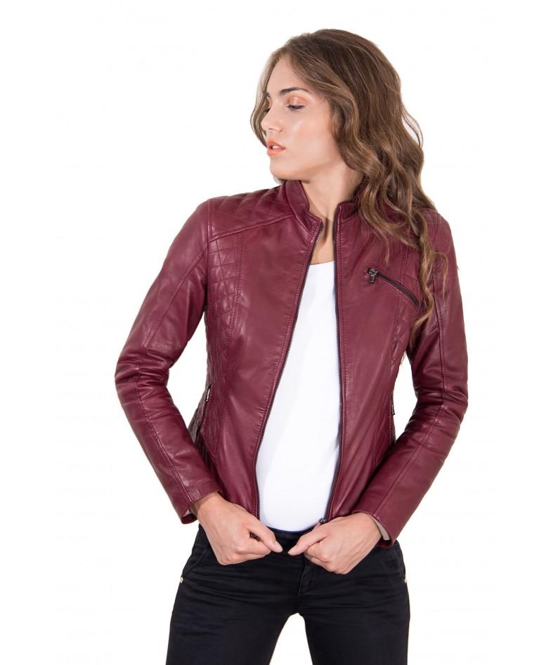 giacca-in-pelle-donna-trapuntata-modello-chiodo-biker-colore-vinaccio-geny-collezione-donna-autunno-inverno (2)
