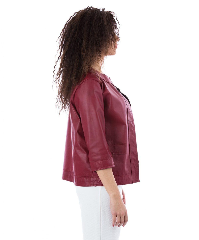 giacchino-in-pelle-donna-rosso-soprabito-emma (2)