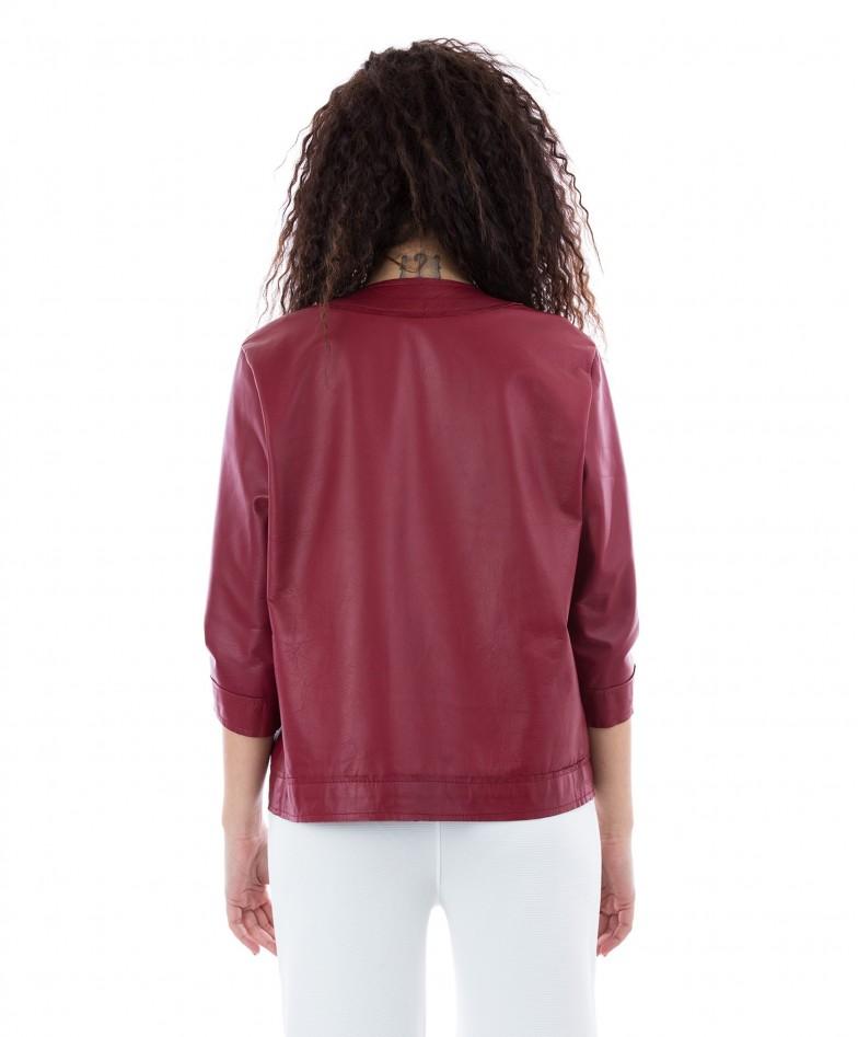 giacchino-in-pelle-donna-rosso-soprabito-emma (3)