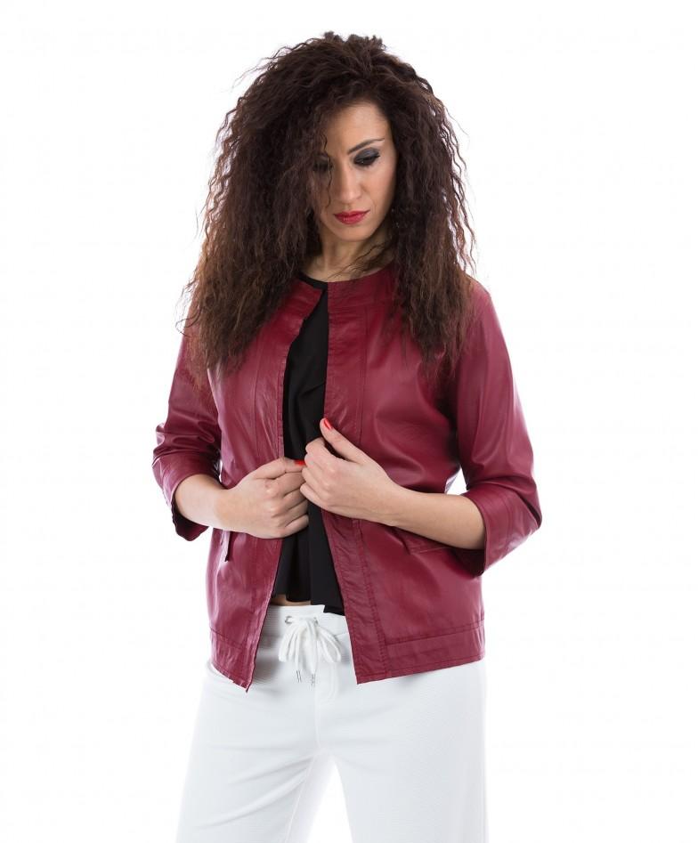 giacchino-in-pelle-donna-rosso-soprabito-emma (4)